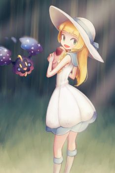 Lillie by makaroll410