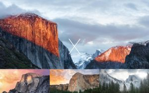 OSX Wallpapers with 'OSX' 'X'. by roajah