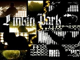Linkin Park Faint Wallpaper by DiamondLadyRose