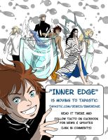 Inner Edge is on the move by Tacto