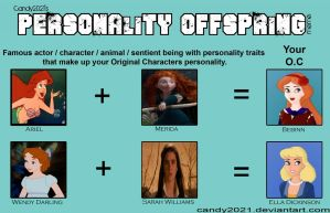 Personality Offspring 02 by J-Cat