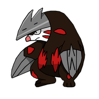 Excadrill by DBurch01