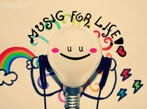 Music For Life by S-S-J
