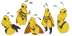 Bee by TheNoodleGod2012