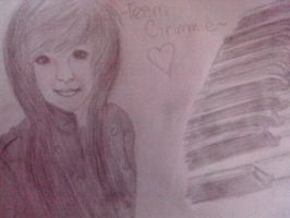 Christina Grimmie by FlyingColors68