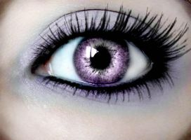 Behind these purple eyes by Inthemindofsarah