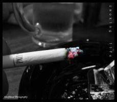 smoking life by AlexBlood