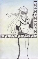 Lady of Hearts by topace12