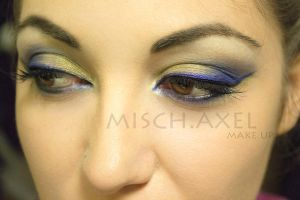 Egyptian inspired modern look by Misch.Axel by MischievousBoyAilime