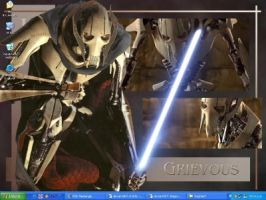 General Grievous II by Magus-82