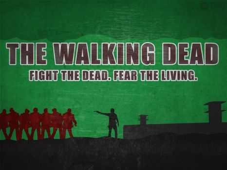 Walking Dead Wallpaper V3 by A-B-Original