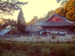 Jinju temple by aminteitha