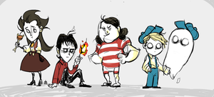 don't starve doodle 1 by wtf1011010