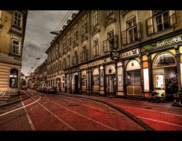 Postcard from Graz XIII by Michela-Riva