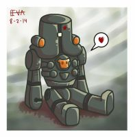 Chibi Cherno Alpha by ars-autem-lux