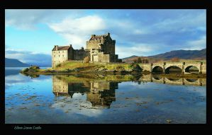 Eilean Donan revised by dark4Maxine