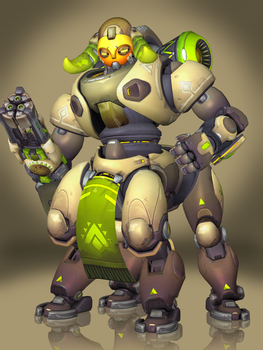 Orisa by Sticklove