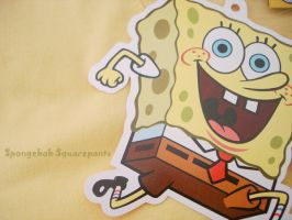 Spongebob Squarepants by angelkittin