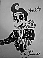 Manolo by BlazingWolf9