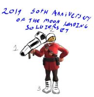 2019 Soldier Moon Set by impostergir007