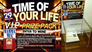 Time of your Life Prize Pack by PatrickJoseph