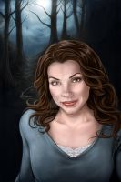Stephenie Meyer by VinRoc