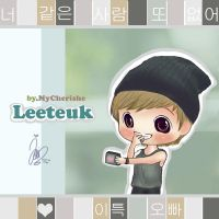 No Other_Leeteuk by MyCherishe