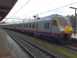 NMBS MS80 418 by damenster