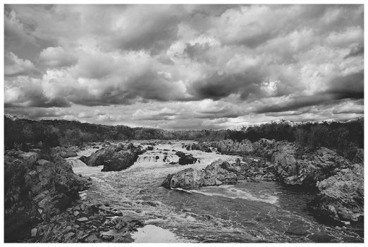 Great Falls by Pyratn
