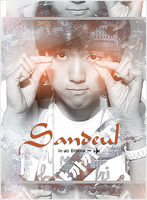 happy birthday to Sandeul  B1A4 -2 by h-r158