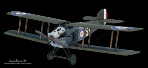 Sopwith Dolphin by rOEN911
