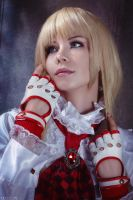 Tekken - Lili - I wont disappoint you, father... by MilliganVick