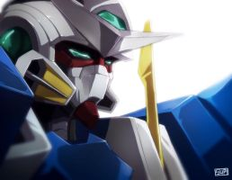 Gundam Exia by suppa-rider