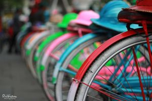 Colorfully bicycle by dimpel21