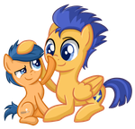 Flash's Little Brother by TheCheeseburger