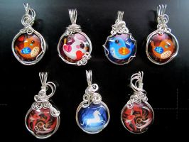 Pendants part 4 by sandara