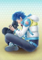 Aoba and Ren by Elle-Rei