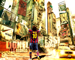 Lionel Messi. by TratexCorporation