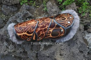 Assassin's Creed Revelations Bracer by TheIronRing