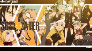 Soul Eater Wallpaper by themnaxs