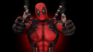 Deadpool by arrcs