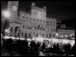 Christmas market in Siena by cortomaltese219