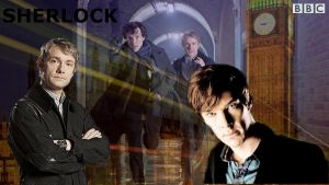 Sherlock 2010 by icewormie