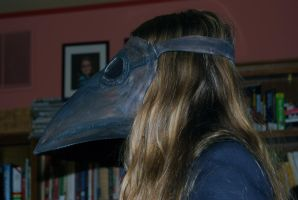 Plague Doctor Mask by SilverMaple1