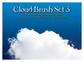 Cloud Brush Set 3 by s3vendays