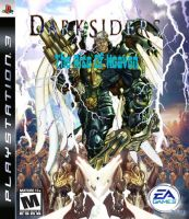 Darksiders: The Rise of Heaven by ArtMaster09