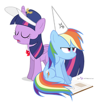 Book Smarts by dm29