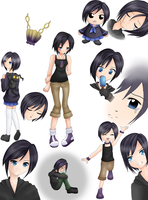 All the Xion by fryzylstyk
