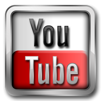 YouTube Button by persecution