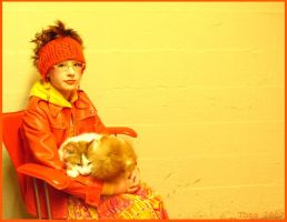 Orange. by thea-bee-photography